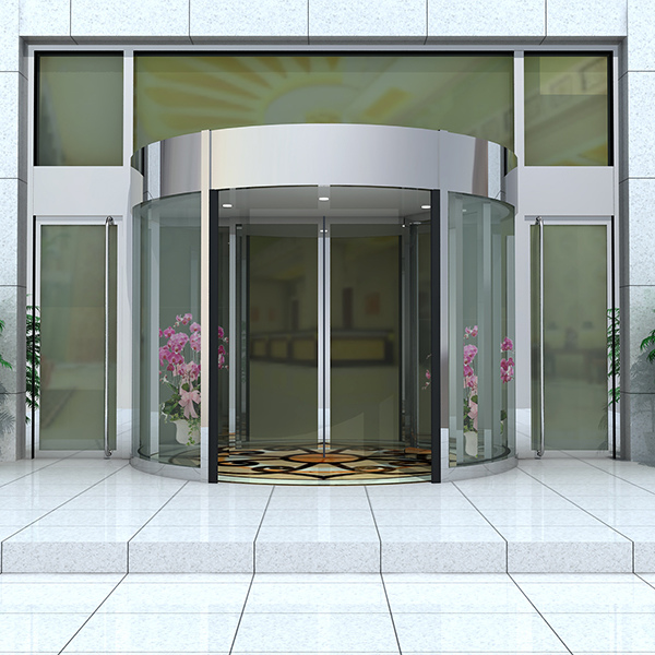 Custom Automatic revolving door