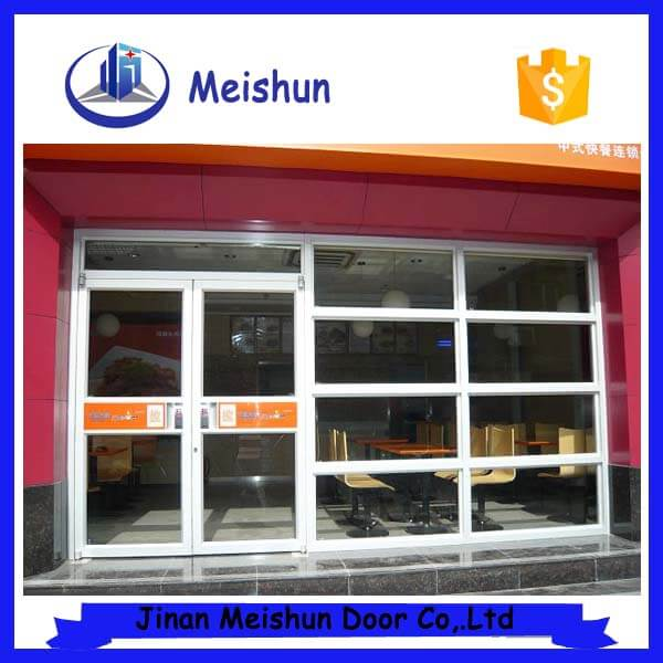 aluminium sliding glass doors