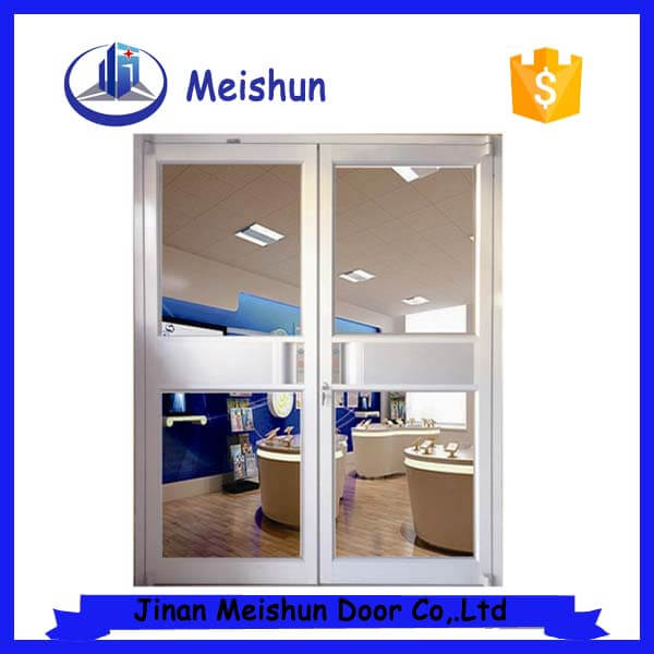 aluminum commercial entry doors