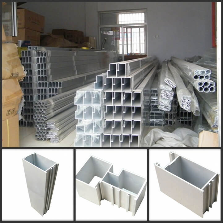 aluminum windows and doors