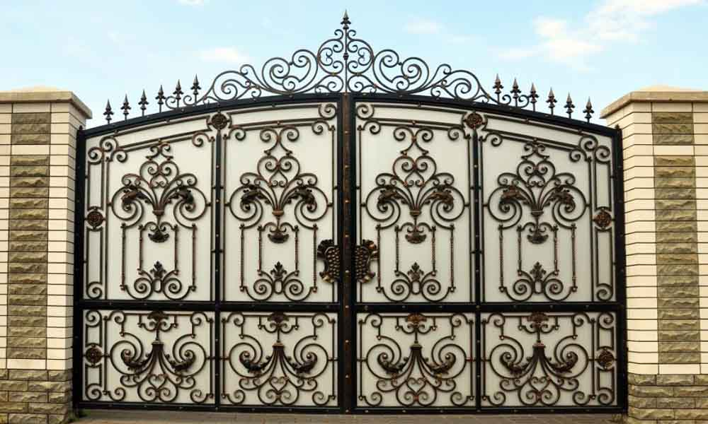 Top 6 Reasons Tell us why we choose Wrought Iron door