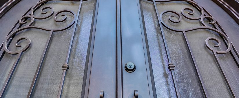 Do Iron Doors Help Keep My Home Cooler in the Summer?