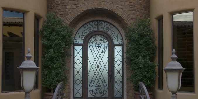 The Importance of Cleaning and Maintaining Your Wrought Iron Doors